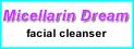 Micellarin Dream Facial Cleanser